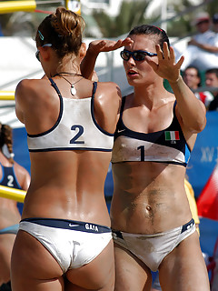 Volleyball Ass Pics
